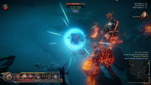 New Gameplay Trailer for Vikings: Wolves of Midgard Released
