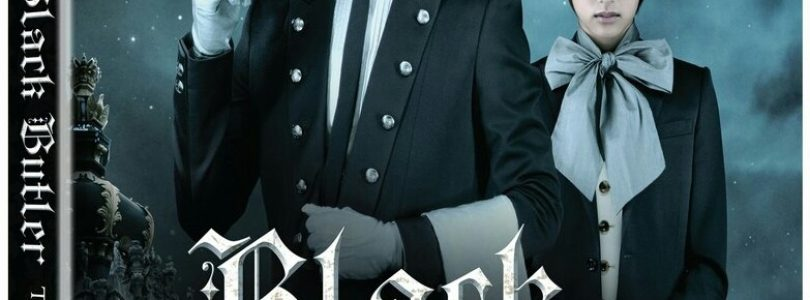 FUNimation Acquires the Live-Action 'Black Butler' Film