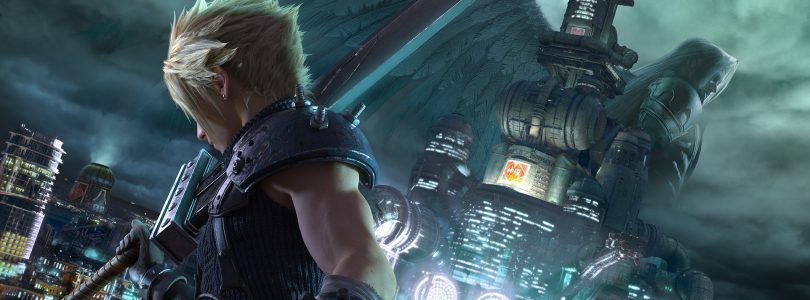 Final Fantasy VII Remake Key Visual Released