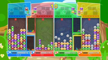 Puyo Puyo Tetris Launches in the West in Late April