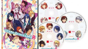 This Tuesday from Sentai Filmworks: 'Green Legend Ran' and 'Uta no Prince-sama'