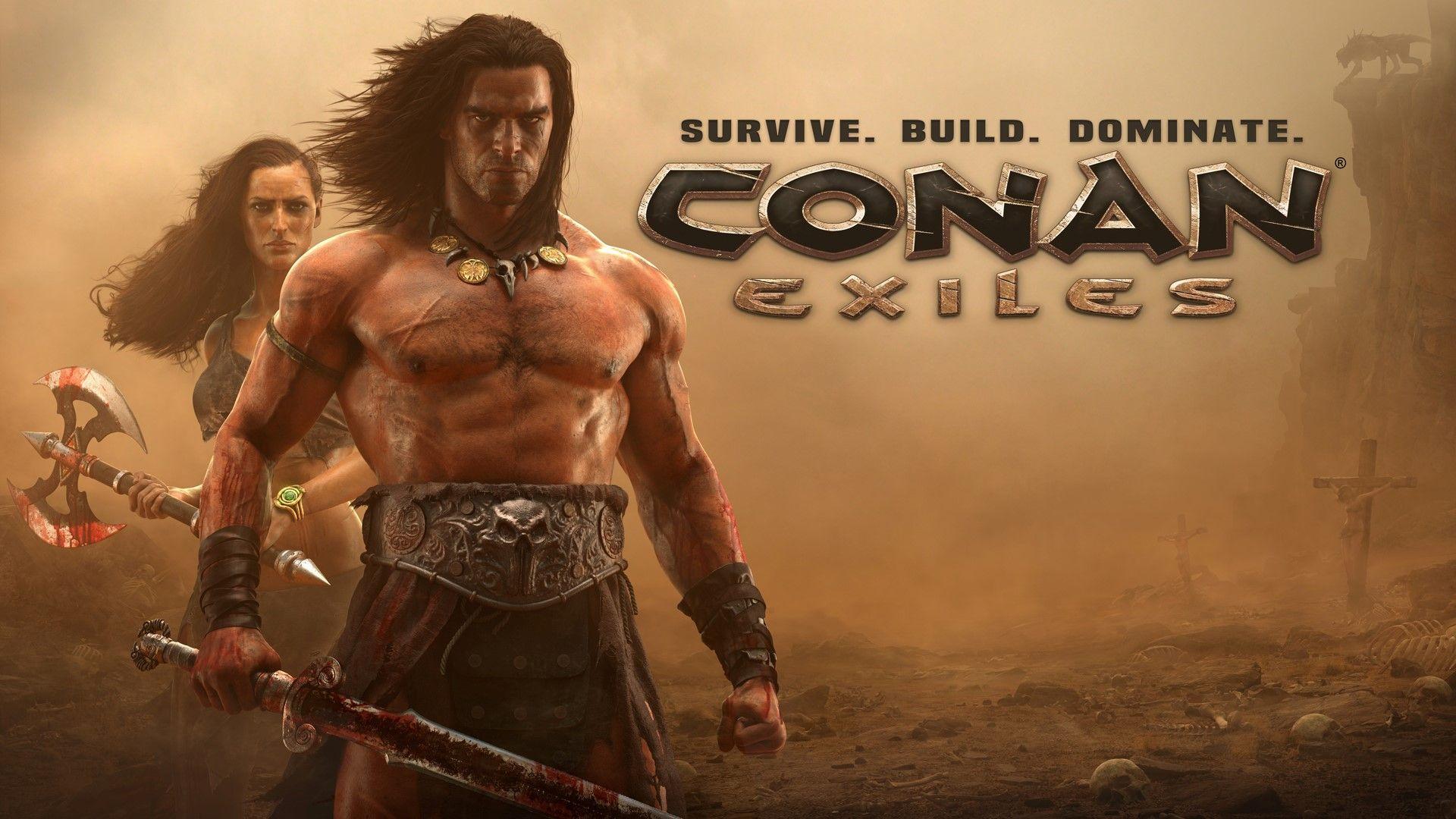 Conan Exiles Preview – Capsule Computers