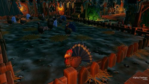 Watch a Dungeon Blossom to Life in Latest Dungeons 3 Gameplay Trailer