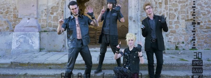 Final Fantasy XV Cosplay Tribute Video