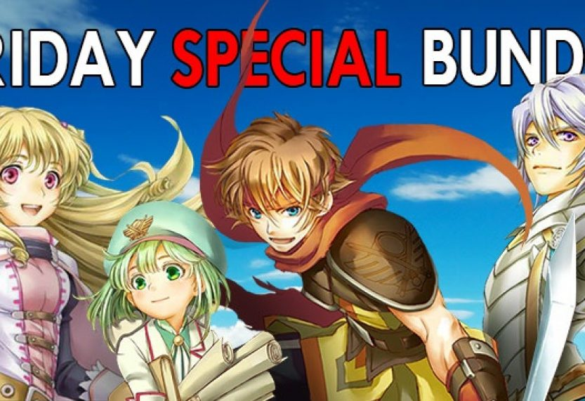 Indie Gala Friday Special Bundle #45 Now Available