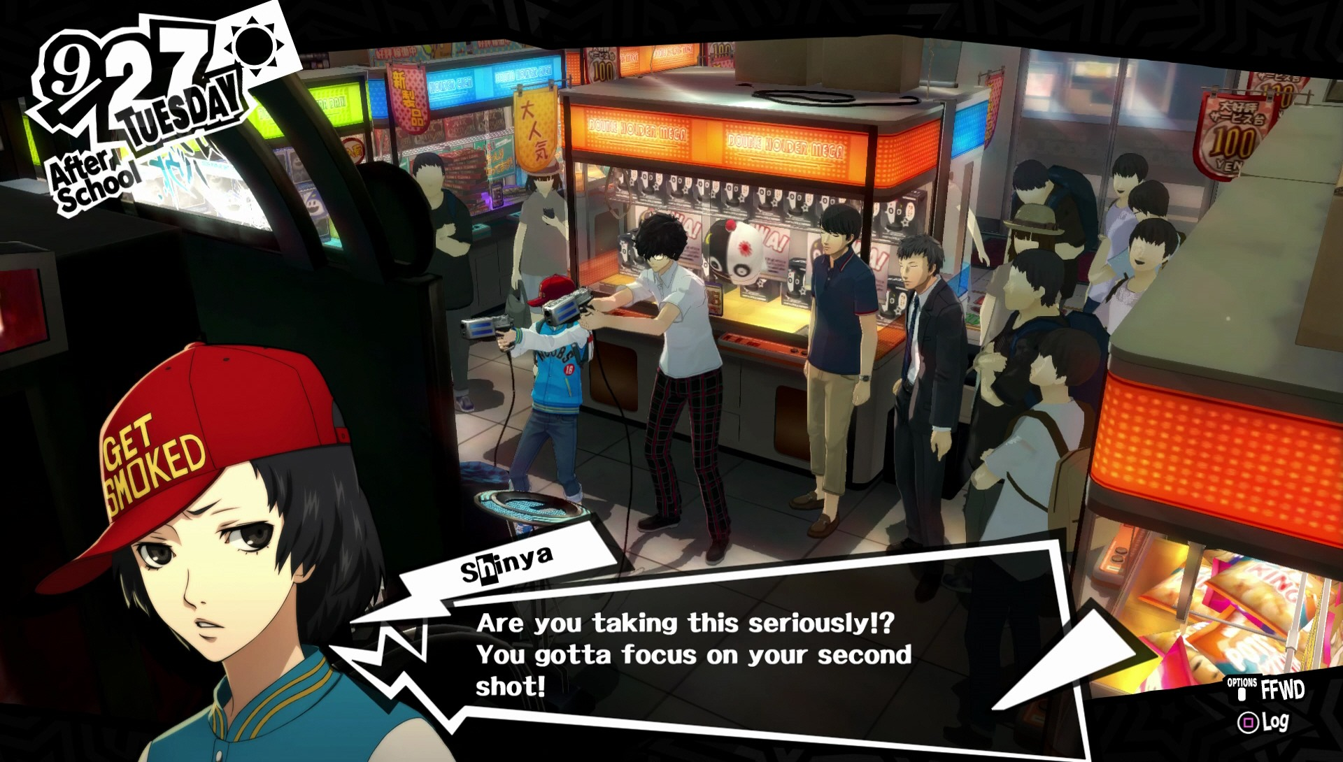 Persona 5 Introduces Another Four Confidants Capsule