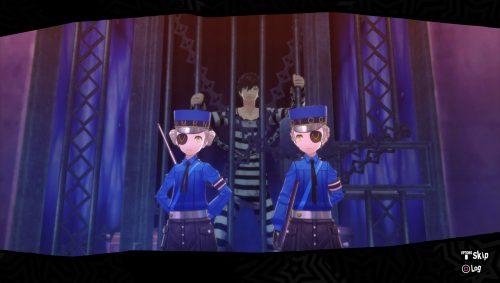 Persona 5's Velvet Room Shown Off in Latest Trailer