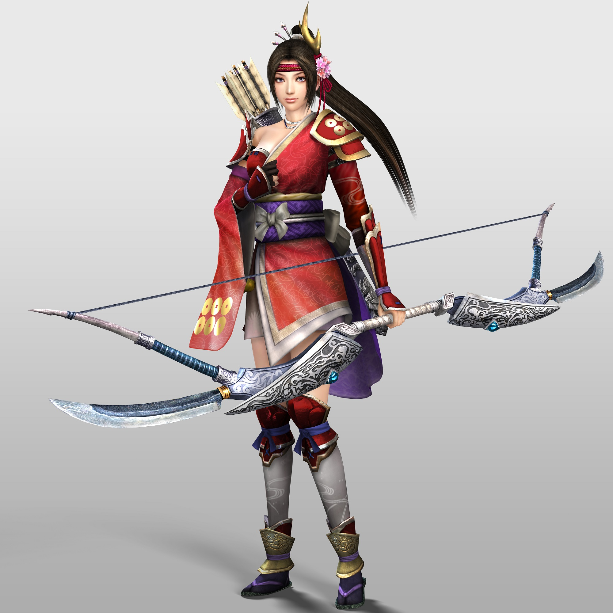 Samurai warriors pic 48