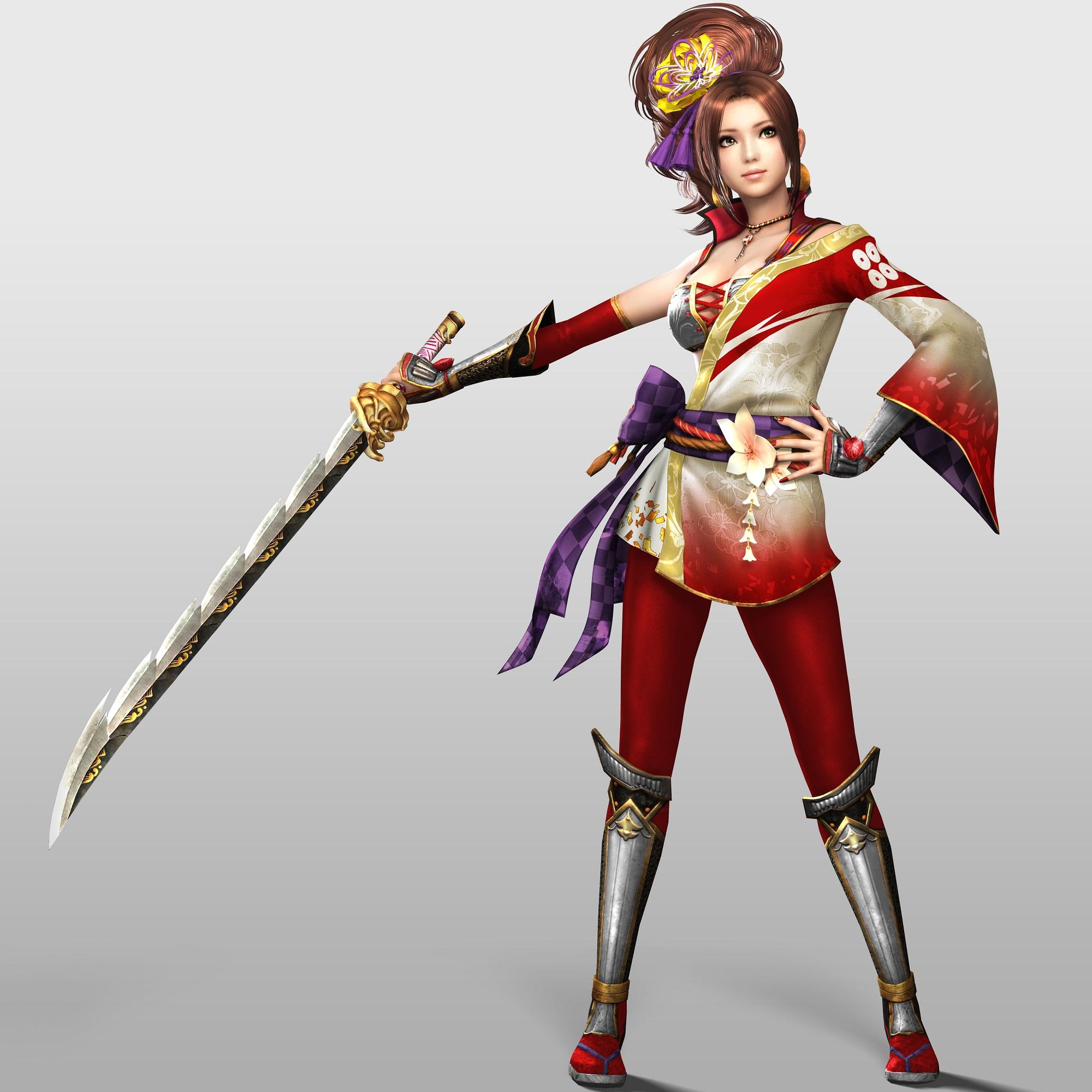 Kai Samurai Warriors 4