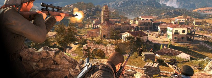New Sniper Elite 4 101 Trailer Released