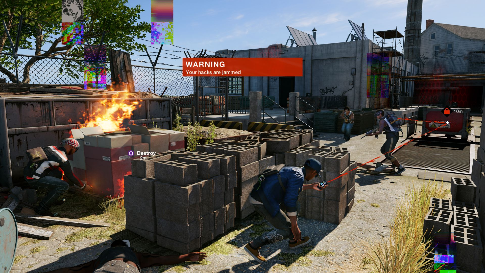 Watch Dogs  Operations Bad Medicine