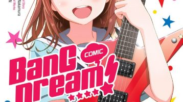 BanG Dream! Volume 1 to be Released in English Digitally on March 30