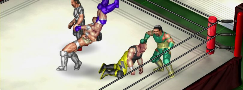 Fire Pro Wrestling World Announced for PlayStation 4 and PC