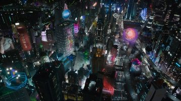 New Ghost in the Shell Features Steve Aoki Remix