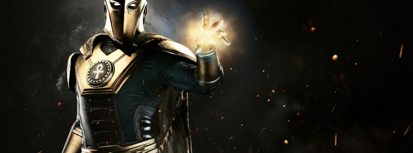 Doctor Fate Joins the Injustice 2 Roster