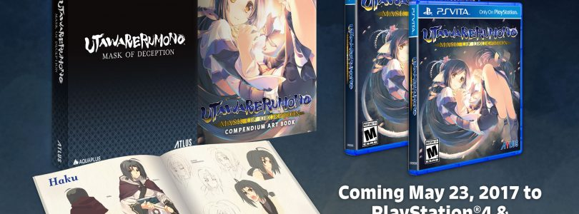Utawarerumono: Mask of Deception Launches on May 23