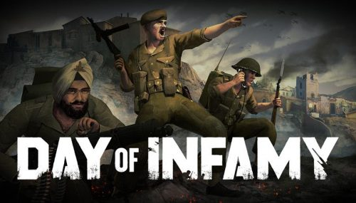 Day of Infamy Marches out of Steam Early Access