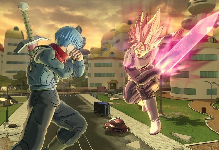 Dragon Ball Xenoverse 2 DLC Pack 3 & Free Patch Now Available