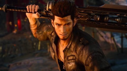 Final Fantasy XV's Episode Gladiolus and New Patch Available
