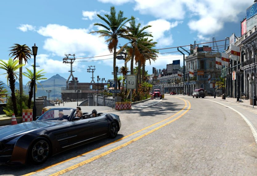 Final Fantasy XV Coming to PC in Early 2018