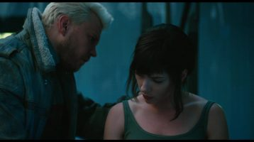 New Ghost in the Shell Featurette Introduces Section 9