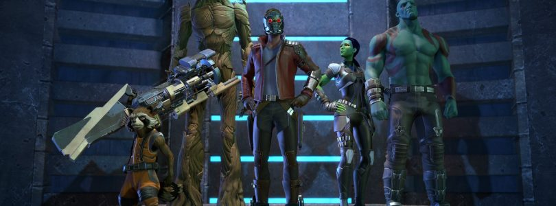 Four Screenshots Released for Guardians of the Galaxy: The Telltale Series