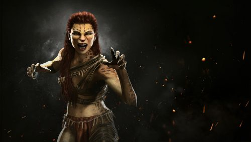 Injustice 2 Trailer Focuses on Cheetah