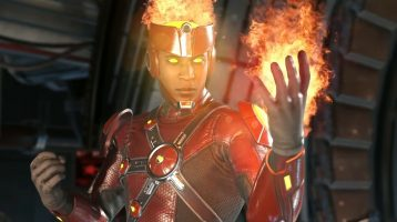 Firestorm Officially Revealed for Injustice 2