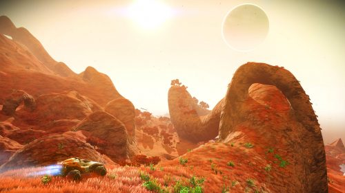 Path Finder Update Released for No Man's Sky