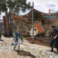 Samurai Warriors: Spirit of Sanada's Castle Life Detailed