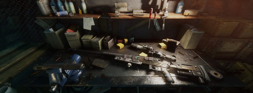 Latest Sniper Ghost Warrior 3 Screenshots Reveal Safe House