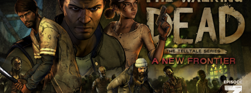 The Walking Dead: A New Frontier's Third Episode Drops March 28
