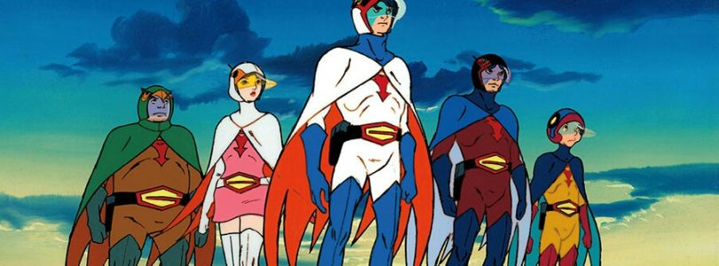 This Tuesday from Sentai Filmworks: 'Gatchaman II' and 'Undefeated Bahamut Chronicle'