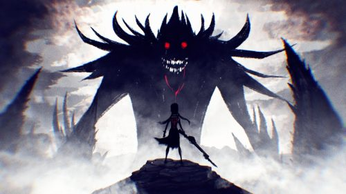 Bandai Namco Teases Code Vein, a new Action RPG from the God Eater Team