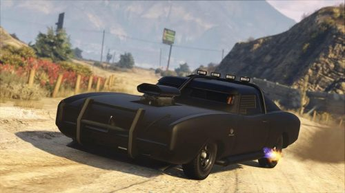 Duke O' Death out on GTA Online, Returning Player Bonuses Unlocked for All