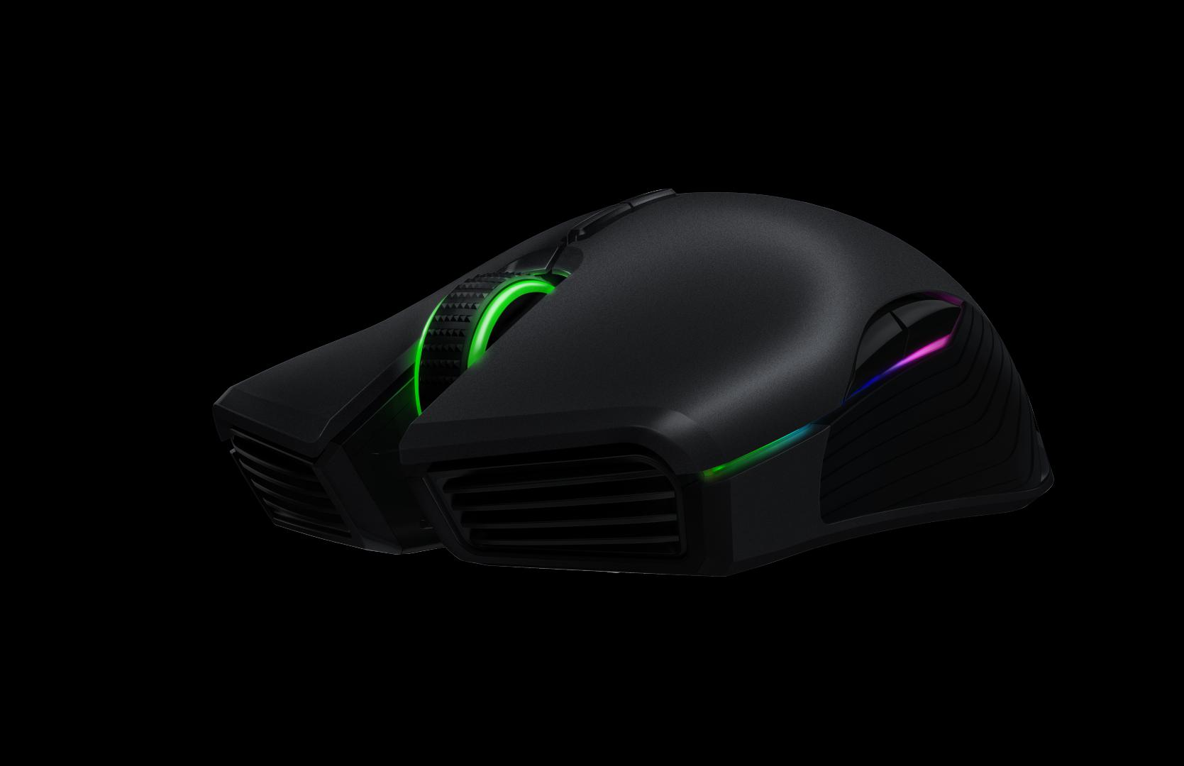 Razer Lancehead Wireless and Tournament Edition Gaming Mice