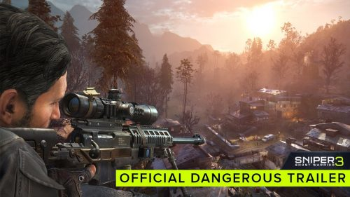 Violent New Sniper Ghost Warrior 3 Trailer Shows Off Jon North's Skills