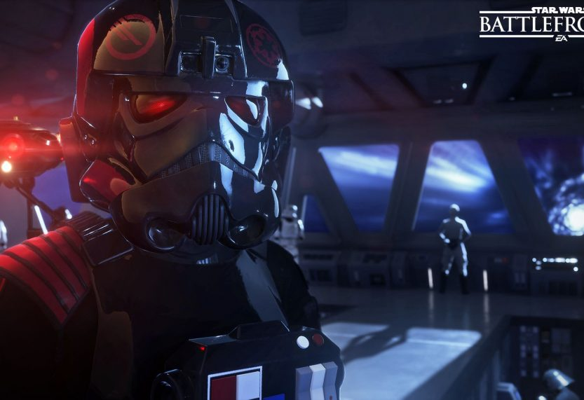 Disney Reportedly Calls EA over Star Wars Battlefront II Loot Boxes