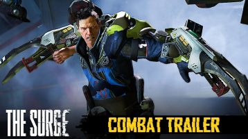 New The Surge Trailer Focuses on Game's Fast, Technical Combat