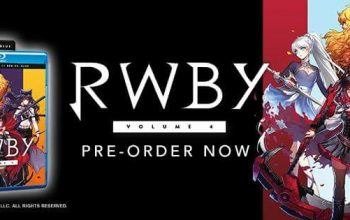 Australian Release of 'RWBY' Volume 4 Set for June 8, 2017