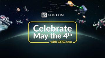 GOG Celebrating Star Wars Day with Massive Sale