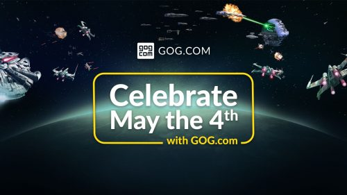 GOG Celebrating Star Wars Day with Massive Sale