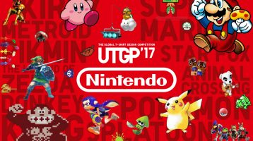 Nintendo & UNIQLO Releasing Tshirt Design Contest Winners on May 19