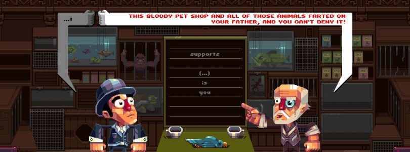 Offend Your Console Friends with Oh…Sir!! The Insult Simulator This Spring
