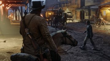 Third Red Dead Redemption II Trailer Released