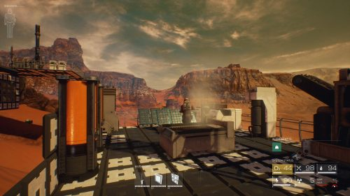 Mars Survival Game ROKH is Out Now on Steam Early Access