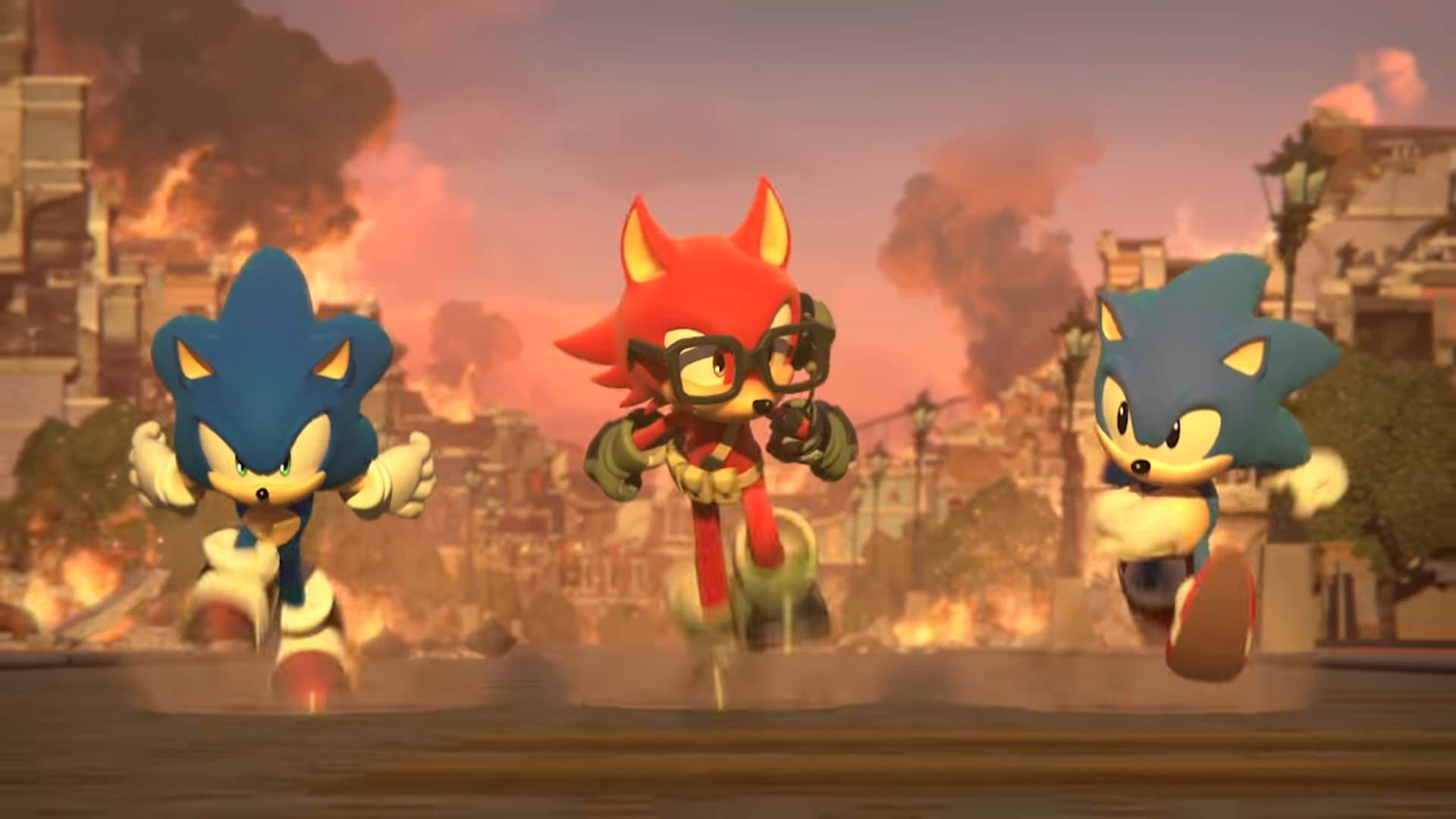 Play As Your Own Created Character In Sonic Forces