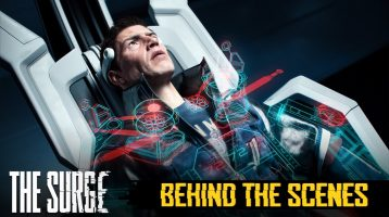 Go Behind The Scenes of The Surge with Deck13 in New Trailer