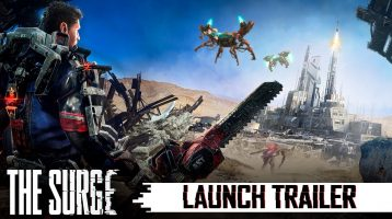 The Surge Prepares for Launch with New Trailer