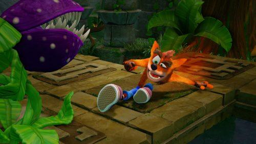 Crash Bandicoot N. Sane Trilogy Features Playable Coco Bandicoot